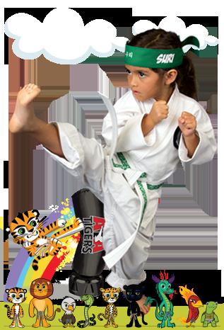 ATA Martial Arts Esteps ATA Martial Arts - ATA Tigers